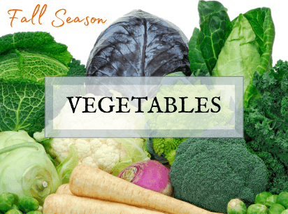 Fall Vegetables to Sow Now